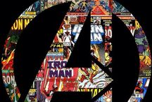 Marvel / The marvel superheroes