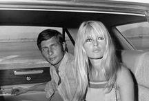 Gunter Sachs & Brigitte Bardot
