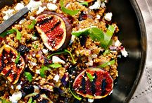 Freekeh / Flame-roasted green wheat - packed with nutrition and a delicious smoky flavour