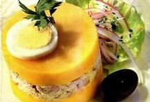 Peruvian food / by gaby cisneros