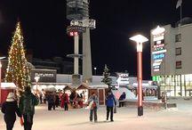Rovaniemi, Arctic Circle / My home town