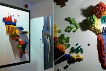 lego ideas / by Shanie Litton