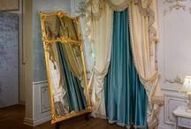 Зеркало Барокко / Зеркало Барокко — одна из последних новинок в мире модного интерьерного дизайна, утонченное творение дизайнеров Dream Land в стиле барокко «под старину». Характерные пятна на амальгаме (на фото вариант Sunrise) – отличительный признак активной эксплуатации зеркала в течение многих лет. http://www.dream-land.ru/mirrors/barokko/