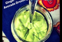 Salad Dressing Recipe Inspiration / I love homemade salad dressings but get in ruts with the same old recipes. These pins keep my salads fresh and interesting!