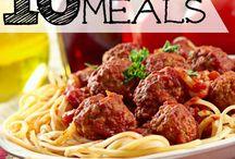 !!!#11~30 min meals / by Lisa Klien