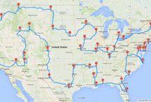Road trip U.S.A