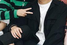 NAMMIN // soo... cute | p.jm his babyboy