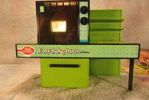 Retro Baking Toys / by Rae Z. Ryans, Author