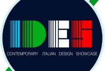 I-DES / IDES purpose is to lay the foundation for the development of new services, activities and initiatives dedicated to Italian companies and designers, representing the important heritage of contemporary Italian design all over the world. www.i-des.it