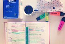 School needs or essentials / by Alexxis Hernandez