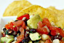 Salsas and Dips