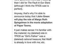 John John John / John Green always.