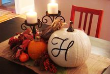 Fall Decorating Inspirations