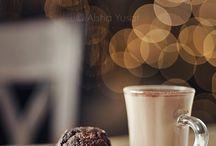 Cocoa, Coffee and Tea