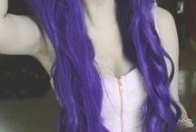 Hair colors / by Emily Dean