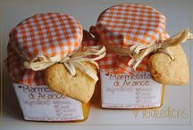 Cake, biscuits... And what else? Too many sweeties.... / handmade food gifts for friends, wedding cake, jam, cupcakes inspiration, apple pie, biscuits.... sweeties...