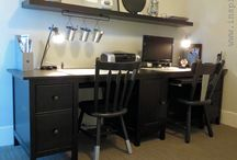 hemnes hack desk
