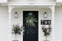 Inspiration | Curb Appeal