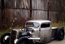 rat rods / by Sabrina Payton