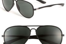 Men's sunglasses and eyewear