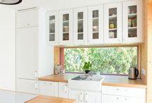Domek - kuchyně