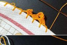 Crochet puntillas