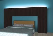 LED slaapkamerverlichting