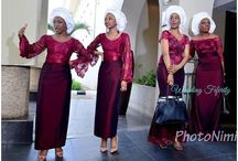 African Traditional dresses,  Ankara & Aso Ebi