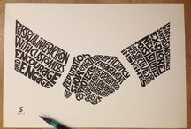 Type // Lettering