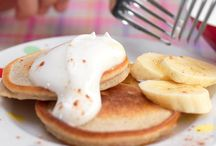 Pancake Day recipes / Pancake recipes both sweet and savory.