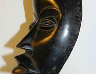 Arts d'Afrique / Pièces cultuelles d'Afrique (hors RDC)