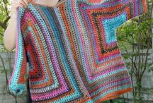 sweters crochet
