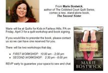2015 Book Tour! / by Marie Bostwick