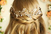 Włosy - biżuteria