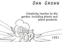 {Own Grown} At the Pop & Sculpture Play 3D
