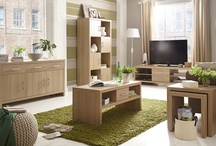 Magnum Living Room Trend / Spring greens and natural shades make a light and airy Magnum trend / by Littlewoods