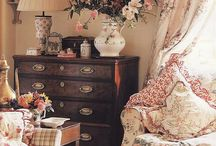Pretty Rooms / by Deborah Baxter