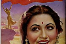 1950's Indian cinema