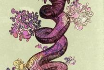 Illustrations / Digital and Tradition Illustration