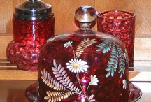 Art/vintage/unknown European glass/