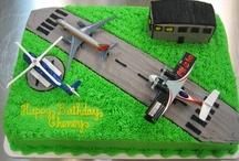 Airport cakes