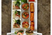 Multicultural Menu - Asian Cuisine