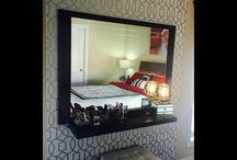 Make Up room design