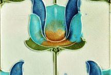 maiolika flowers