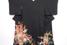 Kimono  留袖:tomesode