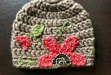 Gossamer Tangles Hats
