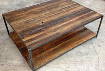 Salvaged and Reclaimed Wood / All the great things you can make with salvaged wood.