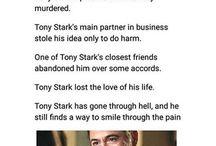 Tony stark/ Rdj