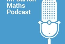 Mr Barton Maths Podcast / Each episode, I will interview someone interesting from the world of maths. They may be a teacher, examiner, inspector, student, or Natalie Portman (please return my emails, Natalie).