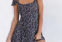 Summer fun dress